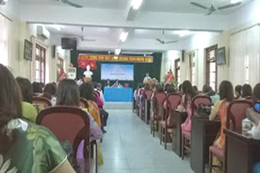 Phòng Hội đồng giáo dục