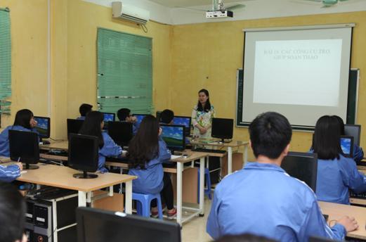 Phòng học Tin học