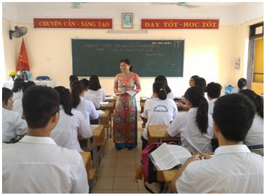 Cô giáo Nguyễn Thị Huệ Tâm - Giáo viên đạt giải Nhì Quốc gia:  Vận dụng kiến thức liên môn