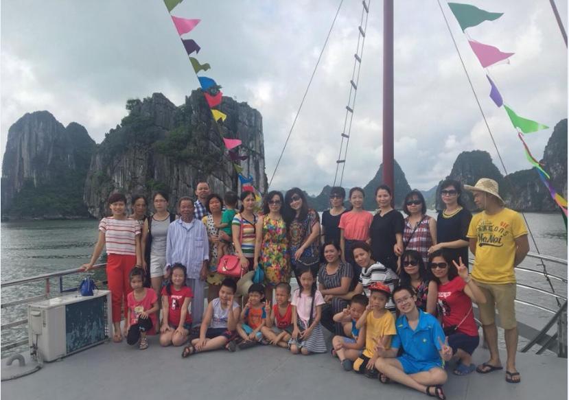Công đoàn Trường THPT Cầu Giấy - Mùa hè yêu thương